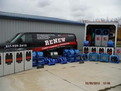 Water Damage Restoration/Remediation